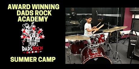Music Summer Camp! - Dads Rock Academy - Day tickets tickets