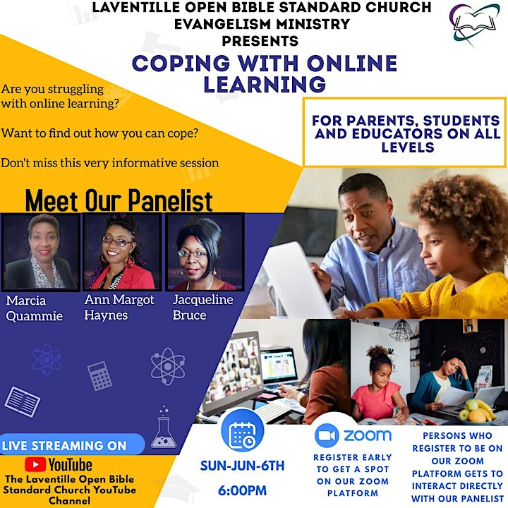 COPING WITH ONLINE LEARNING image