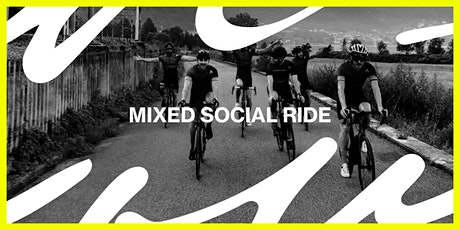 En Route Cycling Cafe | Mixed Social Ride | 2.5 hours tickets