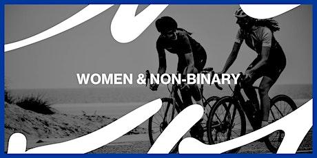 En Route Cycling Cafe | Women & Non-Binary Social Ride | 2 hours tickets