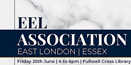 Essex and East London business networking tickets