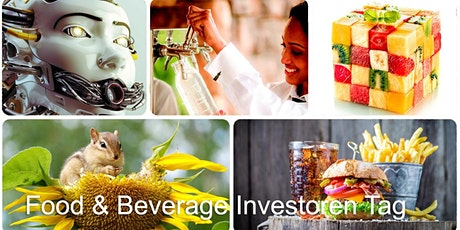 Food & Beverage Investor Talk biglietti