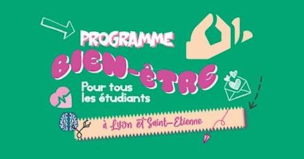 Programme Bien-être / Sortie Ciné billets