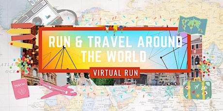 Around the World Virtual Race tickets