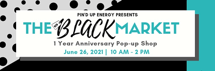The BLACK Market Pop-up Shop image