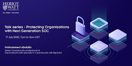 AI Talk series on Protecting Organizations with Next Generation SOC tickets