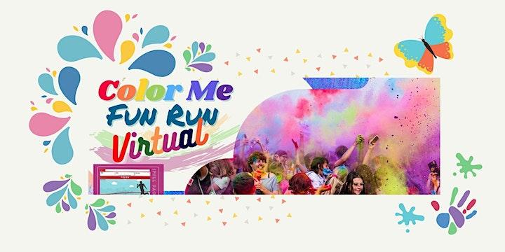 Color Me Fun Run Virtual image