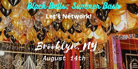 Pop Up Shop: Black Bells Summer Bash tickets