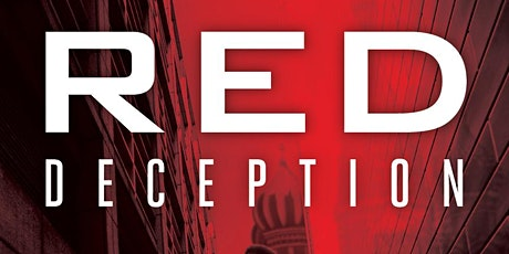 RED DECEPTION Book Launch tickets