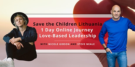 1 Day Online Journey into Love-Based  Leadership tickets