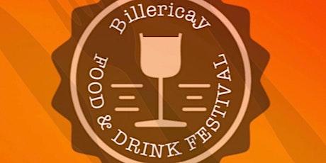 BILLERICAY FOOD & DRINK FESTIVAL tickets