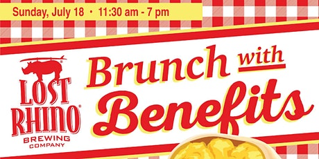 Lost Rhino's Brunch With Benefits - Nalani Horse Rescue tickets