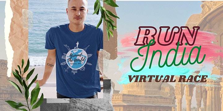 Run India Virtual Race image