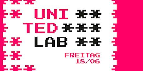 United LAB - Kreativwirtschaft Tickets