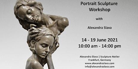Portrait Sculpture Workshop Tickets
