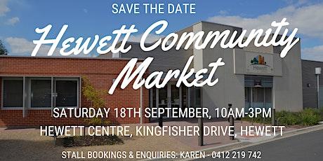 Hewett Community Market Spring Fair tickets