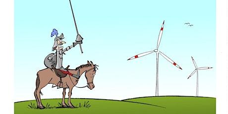 Windmühle für Dreigroschen zu verkaufen Tickets