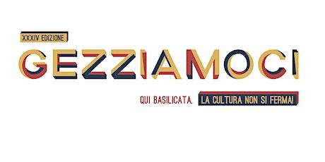 Fabio Giachino Piano Solo | Gezziamoci2021 biglietti