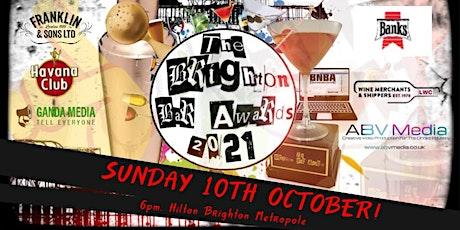 THE BRIGHTON BAR AWARDS 2021 tickets