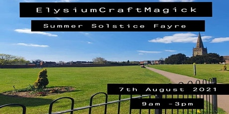 ECM Summer Solstice Craft Fayre tickets