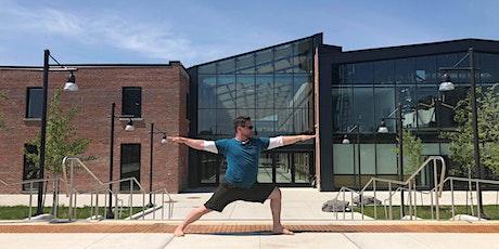 Yoga at Zibi tickets