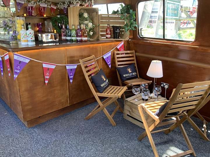 Whitley Neill Floating Gin Cruise image