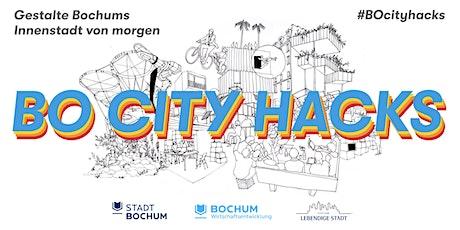 BO City Hack Day: Mitte machen – Studierende verbessern Bochums Innenstadt! Tickets