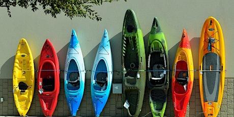 Beginning Kayaking tickets