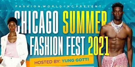 Chicago Summer Fashion Fest 2021 tickets