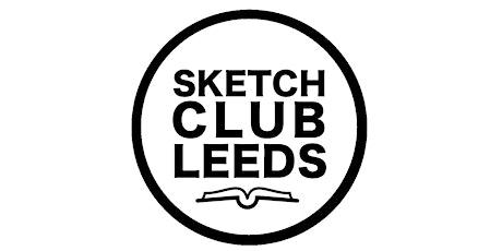 Sketch Club Leeds - Leeds Kirkgate Market Meet Up tickets