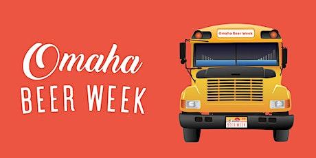Omaha Beer Week - Craft Beer Bus Tour - 2021 tickets