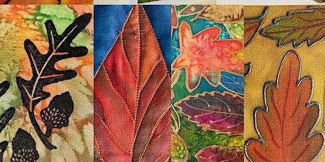 Autumn colours tickets