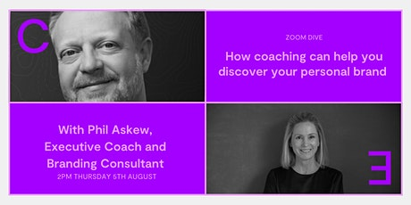 How coaching can help you discover your personal brand tickets