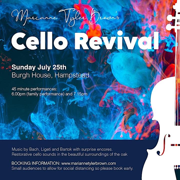Cello Revival image
