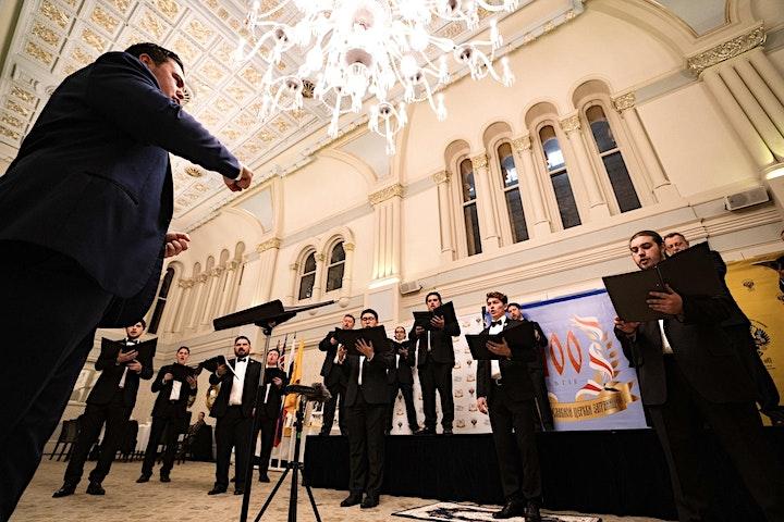 Russian Orthodox Male Choir of Australia on Tour - Brisbane Folk Concert image