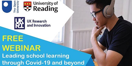 Leading school learning through Covid-19 and beyond tickets
