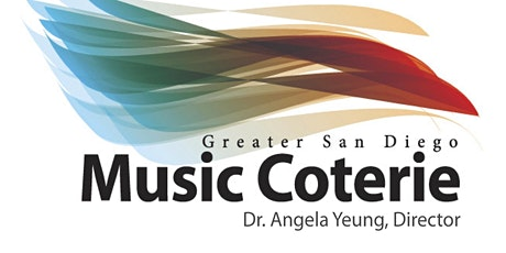 Greater San Diego Music Coterie 10th Anniversary Concert tickets