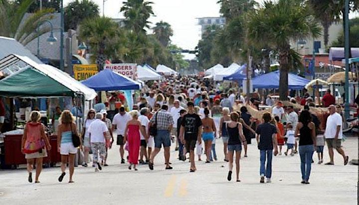 NON -FOOD VENDOR REGISTRATION - Seaside Fiesta Flagler Avenue image