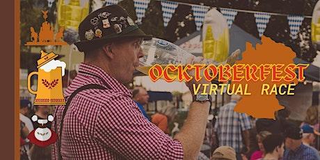Oktoberfest 2021 Virtual Race tickets