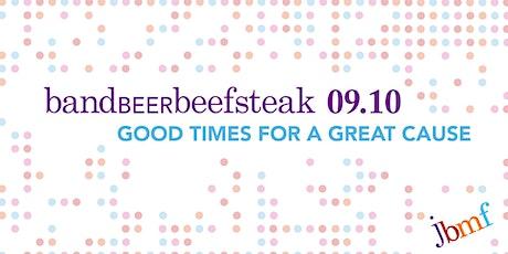 JBMF Band, Beer, Beefsteak 2021 tickets