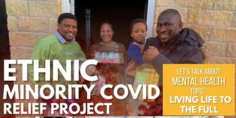 ETHNIC-MINORITY COVID RELIEF PROJECT(CLICK BELOW, SELECT A DATE & REGISTER) tickets