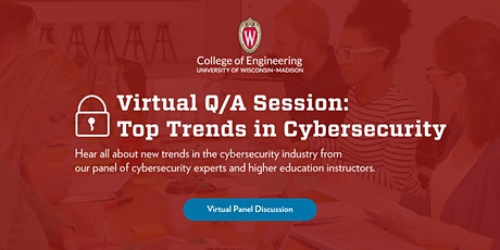 Virtual Q/A Session: Top Trends in Cybersecurity tickets
