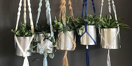 Macrame Plant Hanger Workshop  - Hove tickets