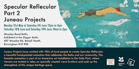 Specular Reflecular - Part 2 tickets