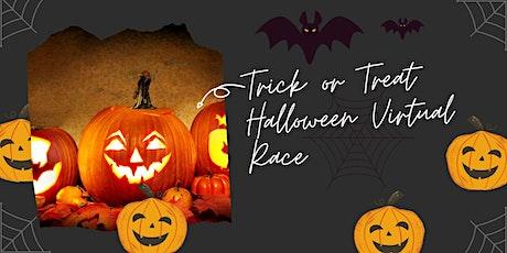 Trick or Treat Halloween Virtual Race tickets