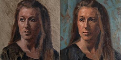 Portraiture Painting Workshop tickets