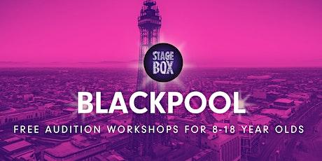 Free Stagebox Audition Workshop | BLACKPOOL tickets