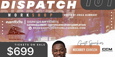 Dispatch 101 tickets