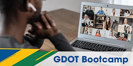 Georgia DOT 2021 Bootcamp: Understanding Alternative Delivery Methods entradas