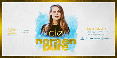 Nora En Pure / Sunday August 1st / Clé Summer Sessions tickets
